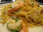 Shrimp Linguine